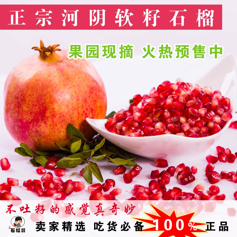 软籽石榴 批发专用 价格是每斤的价格